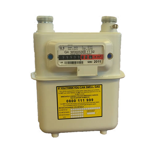 Secondary Electric Meter : Ugi g secondary gas meter mm brand new electric