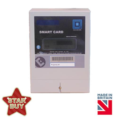 Electric Smart Card Meters By Electric Meter Sales Uk At